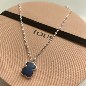 Tous Necklace and Pendant